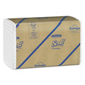 Scott 1510 200-Piece/Pack, 12 Packs/Carton Essential 10.125 in. x 13.15 in. C-Fold Paper Towels - White image number 3