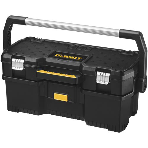 Dewalt DWST24070 24 in. Tote with Removable Power Tools Case image number 0