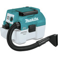 Makita XCV11Z 18V LXT Lithium-Ion Brushless 2 Gallon HEPA Filter Portable Wet/Dry Dust Extractor/Vacuum (Tool Only) image number 1