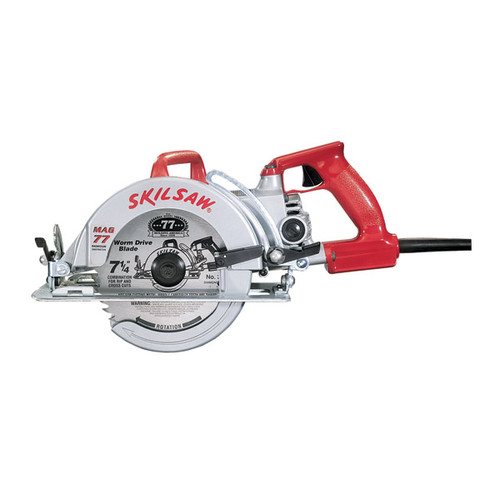 Factory Reconditioned Skil SHD77M-RT 7-1/4 in. Magnesium Worm Drive SKILSAW