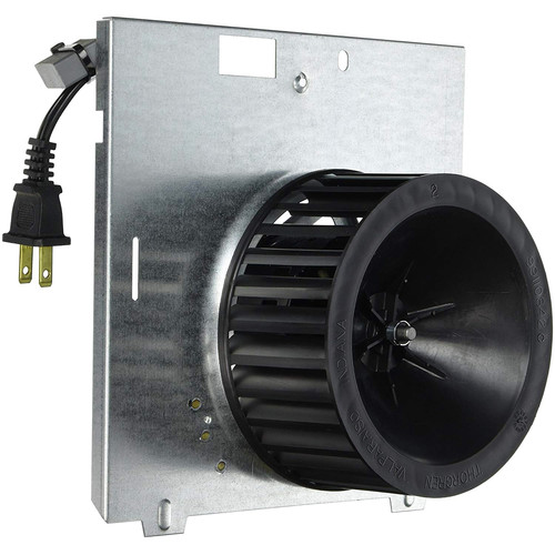 Broan-Nutone S97009745 Bath Fan Motor with Blower Wheel and Mounting Plate image number 0