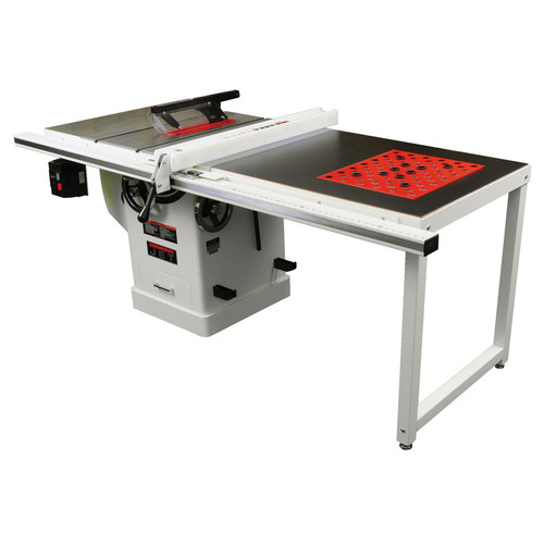JET JTAS-10XL50-1PK 230V Left Tilt Deluxe XACTA Table Saw with 50 in. XACTAFence II