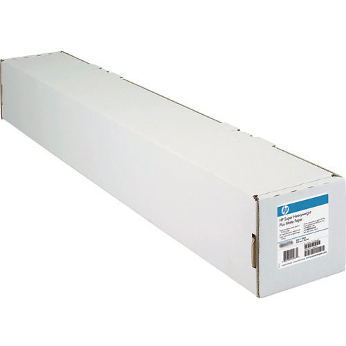 Hewlett-Packard Q6580A 36 in. x 100 ft. Designjet Large Format Instant-Dry Semi-Gloss Photo Paper (White)