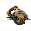 Dewalt DCS573B 20V MAX Brushless Lithium-Ion 7-1/4 in. Cordless Circular Saw with FLEXVOLT ADVANTAGE (Tool Only) image number 5