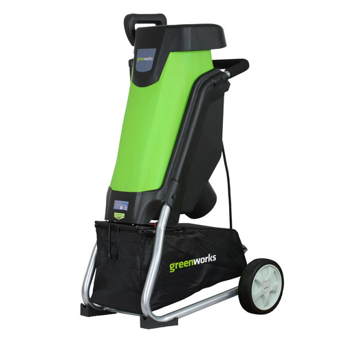 Greenworks 24052 15 Amp Electric Yard Chipper