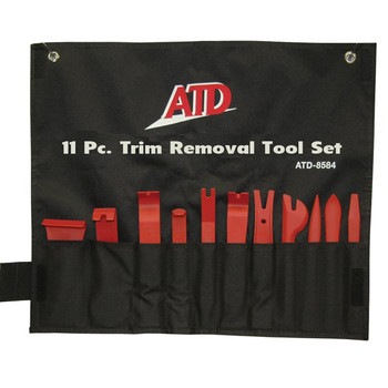ATD 8584 11-Piece Trim Removal Tool Set