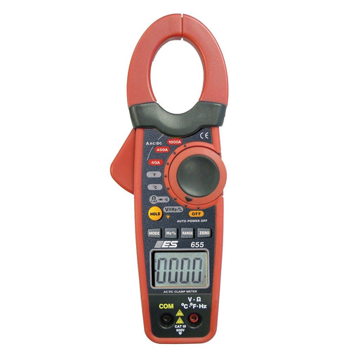 Electronic Specialties 655 1,000 Amp Probe Digital Multimeter image number 0