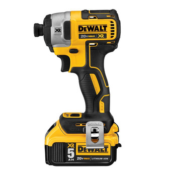 Dewalt DCK299P2 20V MAX XR Brushless Lithium-Ion Hammer Drill & Impact Driver Combo Kit image number 1