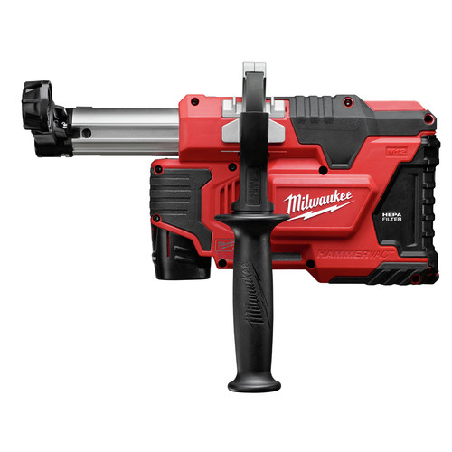 Milwaukee 2306-22 M12 12V Cordless Lithium-Ion HammerVac Universal Dust Extractor Kit