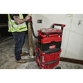 Milwaukee 0970-20 M18 FUEL PACKOUT Lithium-Ion Brushless 2.5 Gallon Cordless Wet/Dry Vacuum (Tool Only) image number 8