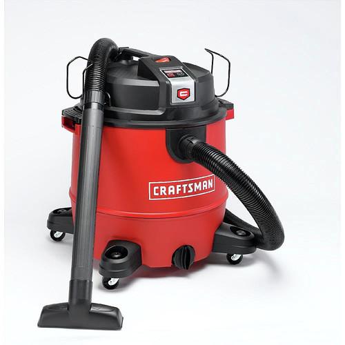 Craftsman 912009 | XSP 6.5 HP 20 Gallon Wet/Dry Vacuum Kit in Black/red | Tyler Tool