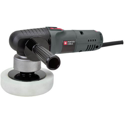 Factory Reconditioned Porter-Cable 7424XPR 6 in. Variable-Speed Random-Orbit Polisher image number 0