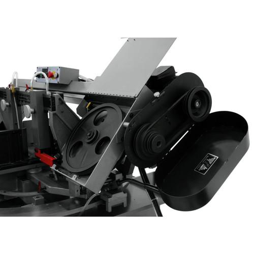 JET 413410 230V 10 in. x 18 in. Horizontal Dual Mitering Bandsaw image number 7