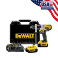 Dewalt DCD980M2 20V MAX Lithium-Ion Premium 3-Speed 1/2 in. Cordless Drill Driver Kit (4 Ah) image number 2