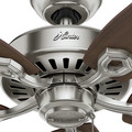 Hunter 53241 52 in. Builder Elite ENERGY STAR Brushed Nickel Ceiling Fan image number 7