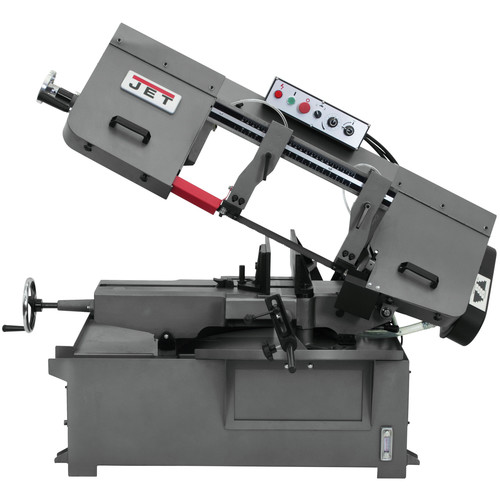 JET MBS-1014W-1 10 in. 2 HP 1-Phase Horizontal Mitering Band Saw image number 0