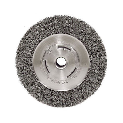 ATD 8262 7 in. Heavy-Duty Wire Wheel Brush
