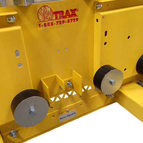 Saw Trax 3050 3000 Series 50 in. Vertical 120 in. Frame Panel Saw image number 3