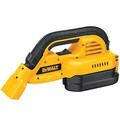 Dewalt DC515B 18V Cordless 1/2 Gallon Wet/Dry Portable Vacuum (Bare Tool)