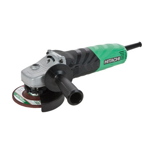 Factory Reconditioned Hitachi G12VA 4-1/2 in. 13 Amp Angle Grinder