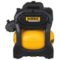 Dewalt DCC2560T1 60V MAX FLEXVOLT 2.5 Gallon Oil-Free Pancake Air Compressor Kit image number 4