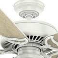 Casablanca 55082 54 in. Panama Fresh White Ceiling Fan with LED Light Kit and Wall Control image number 4