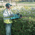 Factory Reconditioned Makita XHU04PT-R 18V X2 LXT 5.0 Ah Hedge Trimmer Kit image number 4