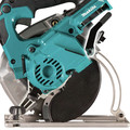 Makita XSC04Z 18V LXT Lithium-Ion Brushless Cordless 5-7/8 in. Metal Cutting Saw with Electric Brake and Chip Collector (Tool Only) image number 3