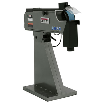 JET BG-379-1 Single Phase 3 in. x 79 in. Belt Grinder