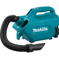Makita XLC07SY1 18V LXT Compact Lithium-Ion Cordless Handheld Canister Vacuum Kit (1.5 Ah) image number 1