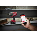 Milwaukee 2862-20 M18 FUEL with ONEKEY High Torque Impact Wrench 1/2 in. Pin Detent (Tool Only) image number 10