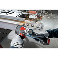 Bosch GWX18V-50PCB14 18V X-LOCK Brushless Lithium-Ion 4-1/2  - 5 in. Cordless Angle Grinder Kit (8 Ah) image number 3