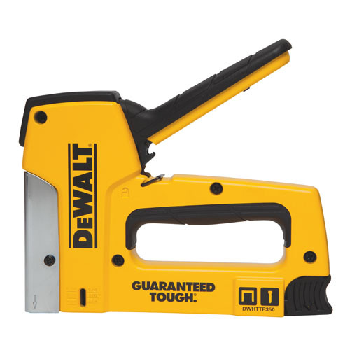 Dewalt DWHTTR350 Heavy-Duty Staple and Brad Tacker