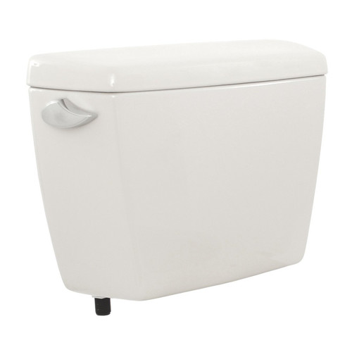 TOTO ST743E-01 Drake Toilet Tank and Cover (Cotton White)