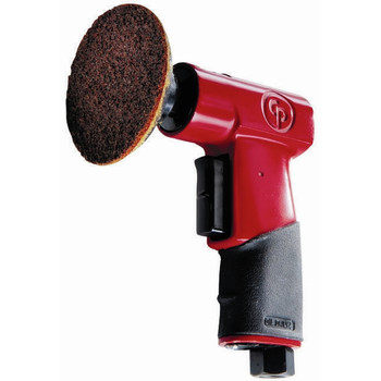 Chicago Pneumatic CP7202 Pistol Grip Adjustable Speed 3 in. Rotary Sander