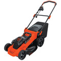 Black & Decker MM2000 13 Amp 20 in. Electric Lawn Mower image number 1