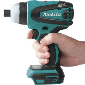 Makita XPT02Z 18V LXT Lithium-Ion Brushless Hybrid 4-Function 1/4 in. Cordless Impact Hammer Drill Driver (Tool Only) image number 5