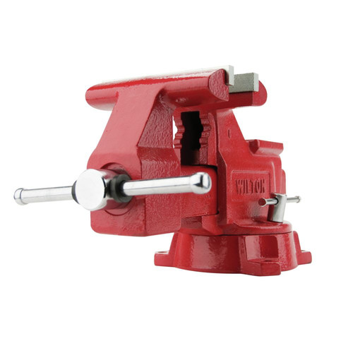 Wilton 11800 648HD, Utility Workshop 8 in. Vise with Swivel Base