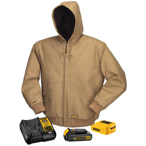 Dewalt DCHJ064C1-XL 12V/20V Lithium-Ion Heated Hoodie Kit