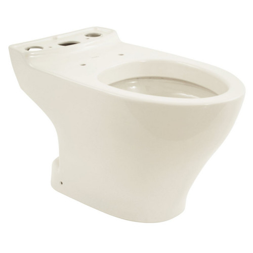 TOTO CT416#11 Aquia Elongated Floor Mount Toilet Bowl (Colonial White)