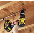 Factory Reconditioned Dewalt DCD785C2R 20V MAX Lithium-Ion Compact 1/2 in. Cordless Hammer Drill Driver Kit (1.5 Ah) image number 3