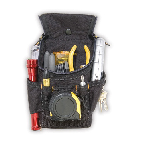 CLC 1523 Small Poly Ziptop Utility Pouch