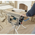 Bosch GTA500 Folding Stand for 10 in. Portable Jobsite Table Saw (GTS1031) image number 4