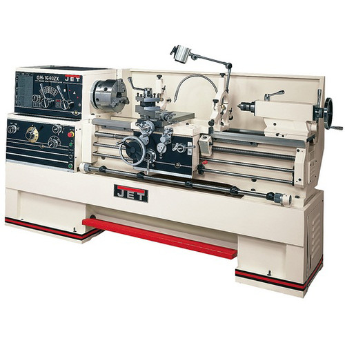 JET GH-1660ZX Lathe with 2-Axis ACU-RITE DRO 200S Installed image number 0