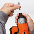 Black & Decker BDCI20C 20V MAX Cordless Lithium-Ion Impact Driver image number 6