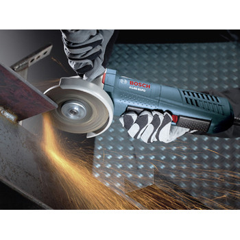 Factory Reconditioned Bosch AG50-11VS-RT 5 in. 11 Amp Variable-Speed Angle Grinder image number 2