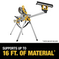 Dewalt DWX723 Heavy-Duty Miter Saw Stand image number 10