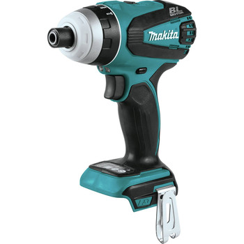Makita XPT02Z 18V LXT Lithium-Ion Brushless Hybrid 4-Function 1/4 in. Cordless Impact Hammer Drill Driver (Tool Only) image number 1