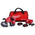 Milwaukee 2829-22 M18 FUEL Lithium-Ion Compact 3-1/4 in. Cordless Band Saw Kit (3 Ah) image number 0
