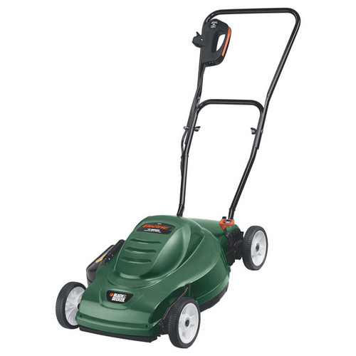 Factory Reconditioned Black & Decker LM175R 6.5 Amp 18 in. Side Discharge Electric Lawn Mower